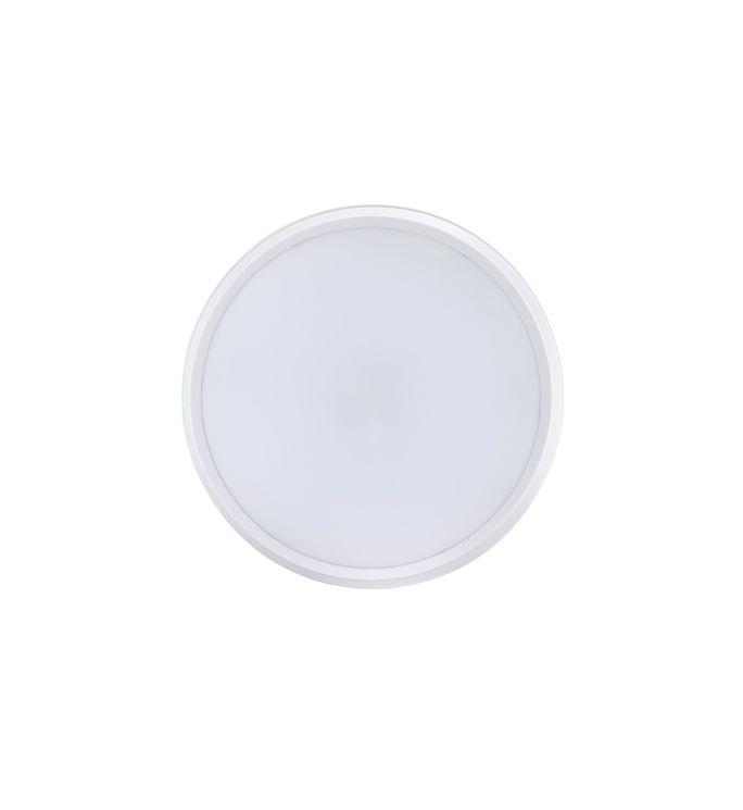 Fanaway White LED Lamp Shade