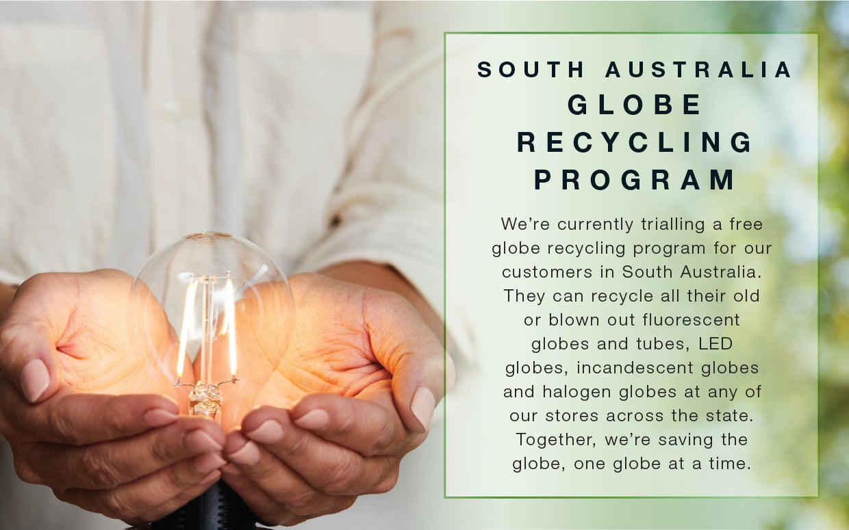South Australia Globe Recycling Program