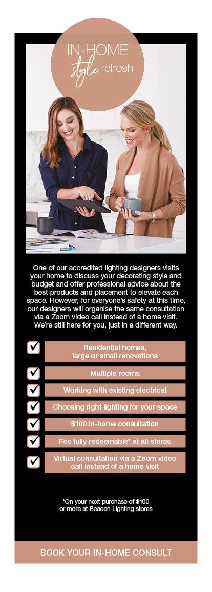 Design Studio - In-home consultation